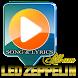 Led Zeppelin Songs and lyrics