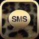 호피 Go sms 테마 by DG Themes