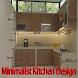 Minimalist Kitchen Design by khatami