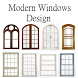 Modern Window Designs by norsil