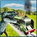 Dinosaur Simulator: Train Park by Clans