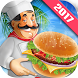 Cooking Chef: Burger Fever by GO Big, Emoji, Camera, Applock & Security!