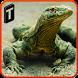 Komodo Dragon Rampage 2016 by Tapinator, Inc. (Ticker: TAPM)