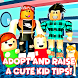 NewTips Adopt and Raise a Cute Kid Roblox by Games for Kids Corp
