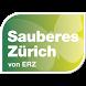 Sauberes Zürich by ERZ Entsorgung + Recycling Zürich