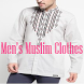 Design Men's Muslim Clothes by BabidiArt