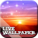 Sunset Live Wallpaper by French Kiss Wallpaper