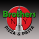 Brothers NY Pizza by Tik Talk Mobile