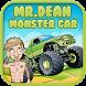 Mr. Dean Monster Car racing by Easy Apps Studios