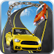 Crazy Chained Cars against Ramp 3D