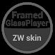 FramedGlassPlayer Zooper Skin by 1973