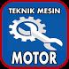 Teknik Mesin Motor by GungunApps