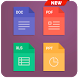 Document Manager 2018 by Apps Studio Pro