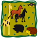 Cute Animals Puzzle by Kids Learn With Fun