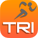 Triathlon - Sprint & Olympic Swim, Bike, & Run Log by Vandersoft