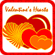 Valentine Hearts – Match Pairs by SquirrelApps