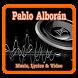 Pablo Alborán No vaya a ser