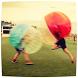BUMP Bubble soccer by Appswiz W.V