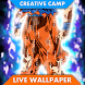 Fanart Ultra Instinct Songoku Live Wallpaper