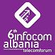 6th Infocom Albanian Telecom by M-Sensis S.A.