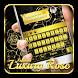 Luxury Rose Keyboard Theme by Keyboard Dreamer
