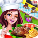 My Restaurant Cooking Story - Girls Cooking Game