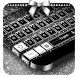 Black Bow Keyboard by Cool Theme Studio