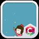 Cute Girl Theme C Launcher by Baj Launcher Team