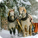Tile Puzzle : Horses by Upland Puzzles