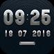 CANCUN Digital Clock Widget by memscape