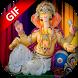 GIF for Ganesh Chaturthi 2017 - Ganesh GIF 2017 by Silver Stone Studio