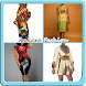 Ankara Fashion Style Design by Farrapps