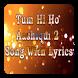 Tum Hi Ho Aashiqui 2 Song With Lyrics by Cabean Studio