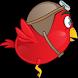تحميل لعبة الطائر Flappy red by QYADAT MOBILE