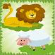 أصوات حيوانات المزرعة والغابة by zribidev