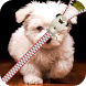 Puppy Zipper Lock Screen by Zipper Lock Screen Inc
