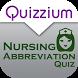 Nursing Abbreviation Quiz by MobiStark Apps