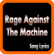 Rage Against The Machine Lyric by rocku