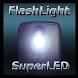 SuperLED Flashlight by BAWI