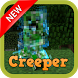 Creeper MOD For MCPE. by Supica Soft