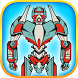 Heroic Robot: Boys Puzzle Game by Cool & Fun Kids Games