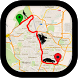 GPS Tracking Route 2016 by XEN Studios