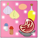 Game cooking food cutlet free by Vera Polyachenko
