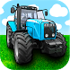 Tractor games for kids by Emerald Games