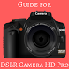 Guide for DSLR Camera HD by LeftHand.inc