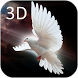 Dove 3D Live Wallpaper by Tanguyerfo
