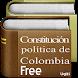 Constitución política Colombia by Ugiti