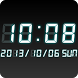 LED clock widget WT-Me Clock by Android_media
