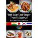 Best Asian Food Recipes by Visualicious Publisher