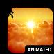Sunset Animated Keyboard by Wave Design Studio
